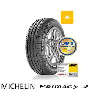 Michelin Primacy 3